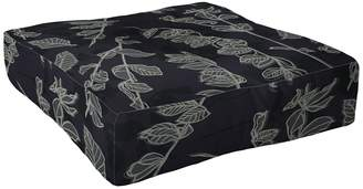 Deny Designs Mareike Boehmer Sketched Nature Branches 1 Square Floor Pillow