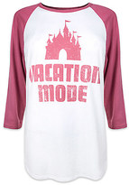 Disney Fantasyland Castle Raglan Tee for Women by Boutique
