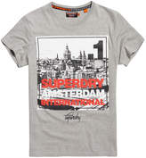 Superdry Box Photo City Amsterdam T-Shirt