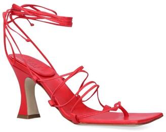 A.W.A.K.E. Mode Leather Rita Sandals 80