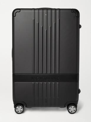 Montblanc #my4810 Medium 61cm Leather-Trimmed Polycarbonate Suitcase