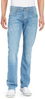 Hudson Byron Straight-Leg Jeans