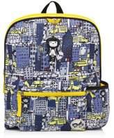Zip & Zoe Kid's Printed City Backpack