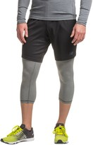 Pony 3/4 Compression Tights (For Men)