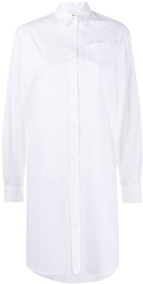 Moschino Keyhole Print Shirt