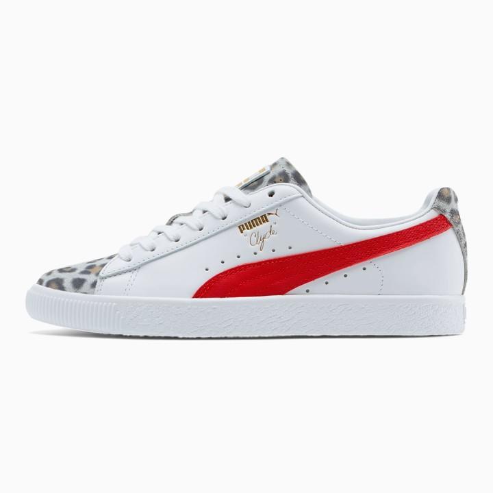 Clyde Leopard Women's Sneakers