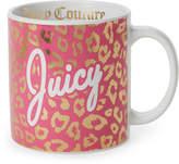Juicy Couture Juicy Pink Leopard Jumbo Mug