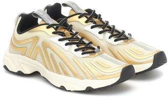 Acne Studios Trail metallic sneakers