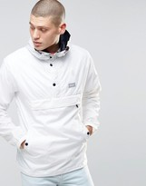 Huf Overhead Jacket With Front Pocket