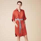 Maje Floaty shirt dress