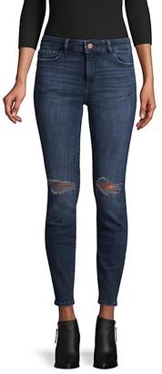 DL1961 Florence Distress Skinny Jeans