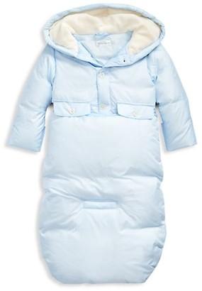 Ralph Lauren Baby Boy's 2-Piece Down Jacket & Bunting Bag Set
