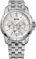 BOSS ORANGE Hugo Boss Watch, Men's Chronograph Origin Stainless Steel Bracelet 46mm 1512929