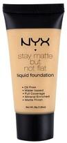 NYX Stay Matte Not Flat Foundation Natural 1.18Fl Oz