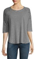 Rag & Bone Valley Striped Relaxed Tee