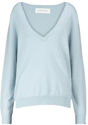 Extreme Cashmere N 38 Be Low cashmere blend sweater