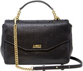 Aimee Kestenberg Leather Chain Strap Shoulder Bag - West 33rd