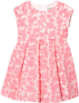 Mayoral Pale Pink Flower Print Dress