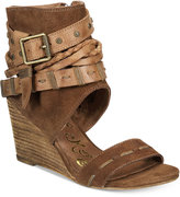 Naughty Monkey Lasalle Sandals Women's Shoes