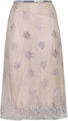 Tome 3/4 length skirts