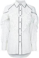 Romance Was Born Constellation skirt - women - Polyester - 10