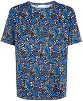 Sandro Paisley Print T-Shirt