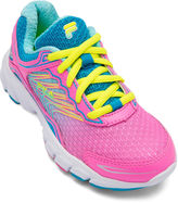 Fila Maranello 4 Girls Running Shoes - Little Kids/Big Kids