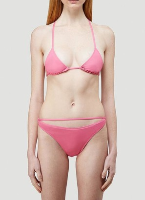 Jacquemus Le Maillot Peirado Bikini Set