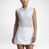 Nike Precision Women's Sleeveless Golf Polo