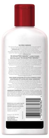 Vidal Sassoon Pro Series Waves Texturizing Conditioner