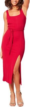 L-Space Palm Beach Cover-Up Midi Dress