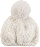Carter's Baby Girl Pom-Pom Knit Beanie Hat