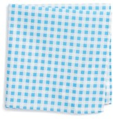 Nordstrom Boy's Check Cotton Pocket Square