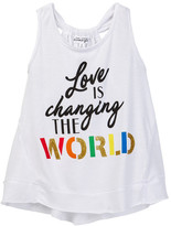 Ten Sixty Sherman Love Is Changing The World Tank (Big Girls)