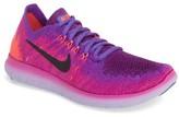 Nike Women's Free Rn Flyknit 2 Running Shoe