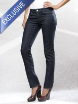 New York & Co. Curvy Skinny Jeans, Stardust Wash - Average