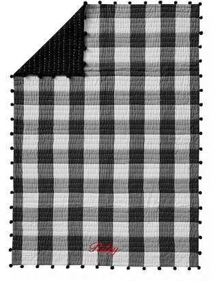 Pottery Barn Kids Buffalo Check Toddler Quilt