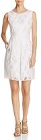 St. Emile Perth Textured Burnout Dress