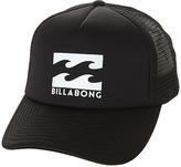 Billabong Podium Trucker Cap Black