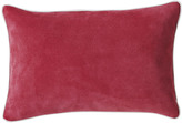 Serena & Lily Suede Lumbar Pillow Cover