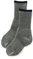 Classic Kids Merino Wool Winter Boot Socks-Cadet Gray