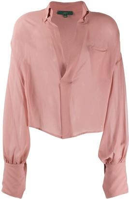 Jejia Chiffon Shirt