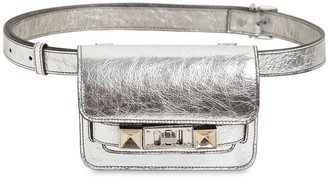 Proenza Schouler Ps11 Metallic Leather Belt Bag