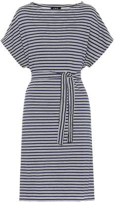 A.P.C. Julia striped jersey dress