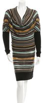 M Missoni Patterned Knit Dress