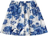 Cath Kidston Porchester Rose Mono Skirt