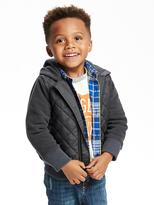 Old Navy Quilted Micro-Performance Fleece Jacket for Toddler