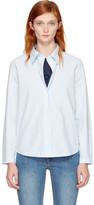 A.P.C. Blue Mademoiselle Shirt
