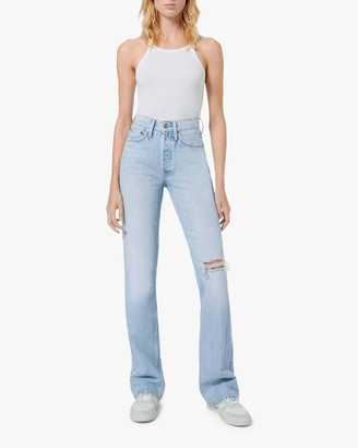RE/DONE The 70's Bootcut Jeans