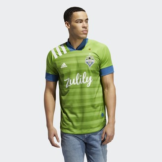 adidas Seattle Sounders 20/21 Home Authentic Jersey
